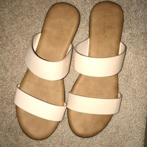 Lulu's sandals (gently used)